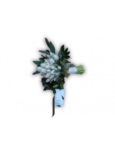 Bouquet 20 tulipanes ideal novia